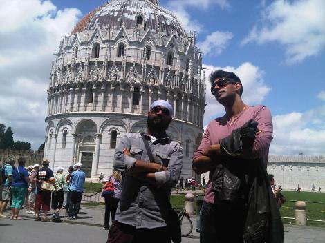 Indians in Pisa